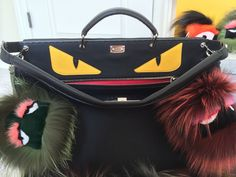 My Fendi MONSTER (bag bugs) obsession! - PurseForum