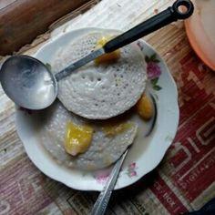 regram @ery_noble Nyo salah saboh kue ciri khas aceh yg d peeuget wate bln rajab # the name is Apam #wisataaceh #kulineraceh