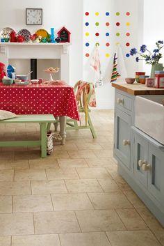House shaped chalk board - Cath Kidston kitchen