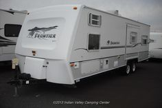Used 2004 K-Z Frontier 2809 For Sale by Indian Valley Camping Center available in Souderton, Pennsylvania