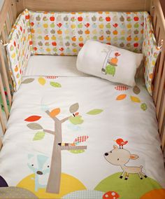 Rosie & Rex - 4 Piece Bedding Set - Bedding Sets & Crib Sets - Mamas & Papas