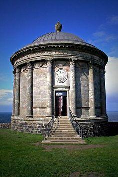 Mussenden Temple, County Derry, Ireland