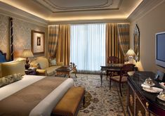 New Delhi Hotel Rooms & Suites Photos | Luxury Hotel New Delhi - The Leela Palace New Delhi