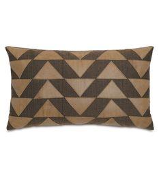 Eastern Accents Chalet Walden with Graphic Applique Lumbar Pillow Outdoor Throw Pillows, Accent Pillows, Accent Walls, Throw Pillow Sets, Lumbar Pillow, Eastern Accents, Luxury Bedding Collections, Velvet Pillows, Linen Bedding
