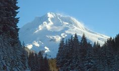 Mt. Hood is beautiful in wintertime and has a multitude of activities for you to enjoy.