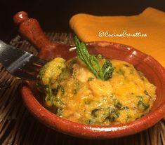 Polenta con cavolo nero e fagioli – Cucina Cre-Attiva