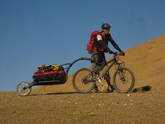 Aevon Bicycle Trailer