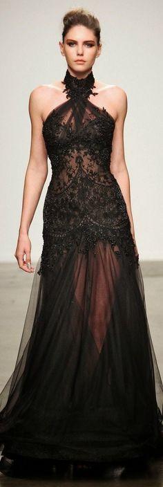 Women's fashion | Amazing lace dress