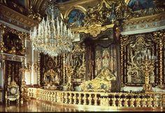 Herrenchiemsee Castle Inside -