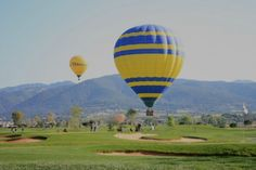 I have always wanted to go on a hot airballoon ride :)