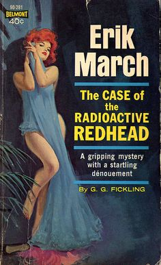 Case Of The Radioactive Redhead by -=- G2 -=-, via Flickr