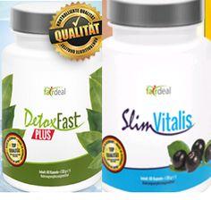 Ist Detoxfastplus / Slimvitalis seriös? oder unseriös? Wo kann man Slimvitalis kaufen? Wo kann man Detoxfastplus kaufen?