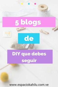 diy, tutoriales, blogs de diy, blogs de manualidades, ideas de diy, ideas para bloggers Ideas Para Organizar, Diy And Crafts, Place Card Holders, Organization, Diy School, Organising, Diys, Blogging, Marketing