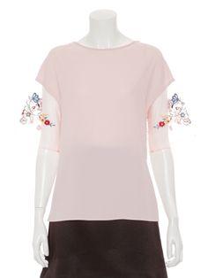刺繍トップス(プルオーバー)|FURFUR(ファーファー)|ファッション通販 - ファッションウォーカー