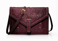 Tory Burch 797 Clutch Boysenberry Is The Color For