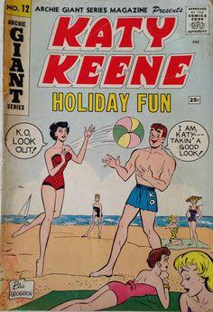 Katy Keene Holiday Fun