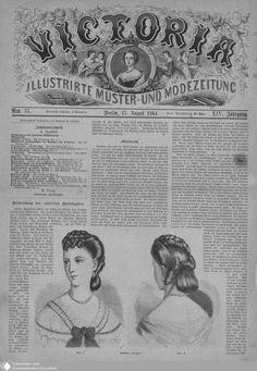 115 - Nro. 31. 15. August - Victoria - Seite - Digitale Sammlungen - Digitale Sammlungen