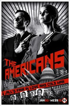 The Americans (TV series 2013) - Pictures, Photos & Images - IMDbThe spies have it!