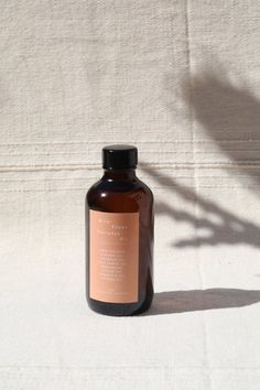 Wild Poppy Body Oil. Beautiful packaging design ideas and inspiration.