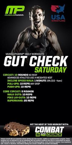 musclepharm workouts | MUSCLE PHARM DAILY | My daily execution of Muscle Pharm workouts.