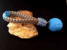 Paracord Durable Dog Toy Monkey's Fist Toy by KnotOnlyParacord