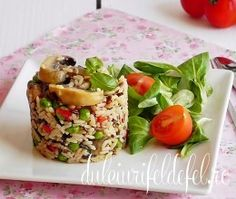 Orez cu legume Grains, Rice, Food, Eten, Seeds, Meals, Korn, Diet