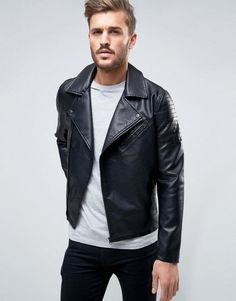11 Fierce Vegan Leather Motorcycle Jackets