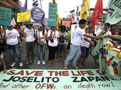 Doomed Filipino gets 4-month reprieve in Saudi