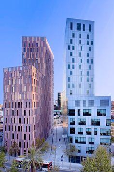 Contemporary Architecture by David Cardelús #architecture ☮k☮