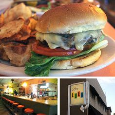 Milwaukee: Hummus, Not Burgers, Steal the Show at Cafe Lulu