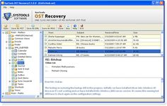 OST Recovery application is outstanding software to Repair OST File while Outlook offline storage file has become injured due to Virus attack from MS Exchange server. You can download free of cost demo version of repair OST file application.
