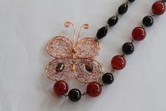 Wire Jewelry Patterns | Jewelry: Butterfly Wire Jewelry