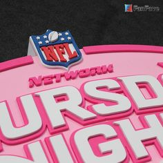 Props to the NFL for their amazing breast cancer awareness marketing!  #bca #breastcancerawareness #breastcancer #rethinkpink #breastcancerfighter #nfl #nflmedia #cancer #pinktober