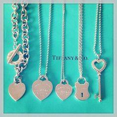 ddfa5cd9d Tiffany necklaces Tiffany Bracelets, Tiffany Necklace, Tiffany Rings,  Tiffany And Co Jewelry,