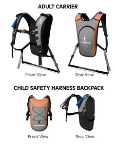 Standing Toddler Carrier: EXPLORER by Piggyback Rider®