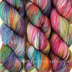 CCR Assockilate Bangarang yarn.