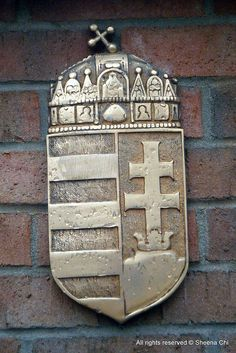 hungarian coat of arms | Coats of Arms of Hungary - Magyarország címere | Flickr - Photo ...