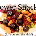 Healthy Snack: Roasted Chickpeas