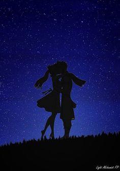 anime, fairy tail, and nalu image Fairy Tail Anime, Fairy Tail Movie, Couples Fairy Tail, Art Fairy Tail, Image Fairy Tail, Fairy Tail Guild, Fairy Tail Ships, Fairy Tales, Nalu