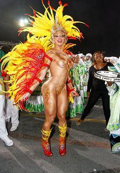 Sex carnival samba daners