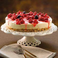 Fløyelsmyk kake