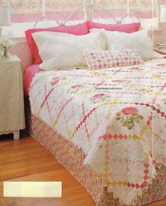Sweet Retreat Quilt Pattern Pieced HH