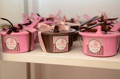 festa infantil marrom e rosa, blog casamento | Blog de Casamento