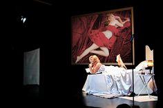 Desnudando a Marilyn. 9 y 10 de enero. http://elclubexpress.com/blog/2014/12/26/marilyn-el-nuevo-reto-artistico-de-paz-de-alarcon/