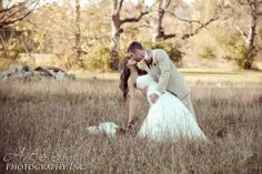Pretty photo pose from my wedding