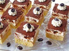 New Easy Cake : Tiramisu en tôle 1 - Torten & Kuchen - Homemade Frappuccino, Tiramisu Cake, Tiramisu Brownies, Easy Smoothie Recipes, Pie Cake, Pumpkin Spice Cupcakes, Pumpkin Dessert, Pumpkin Cheesecake, Fall Desserts