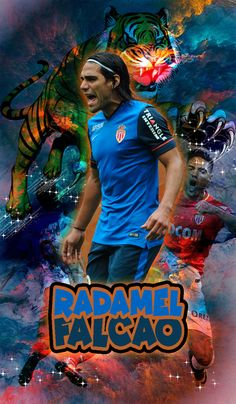 Wallpaper del Tigre, Radamel Falcao García