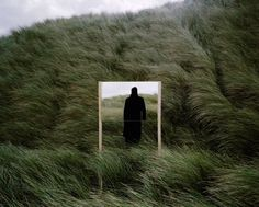 Guillaume Amat's Open Field series creates strange dreamlike images that reflect through situated mirrors the surrounding landscape like a mirage Mirror Photography, Reflection Photography, City Photography, Creative Photography, Landscape Photography, Portrait Photography, Nature Photography, Photography Ideas, Fine Art Photography