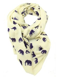 Elephant Scarf - must have!