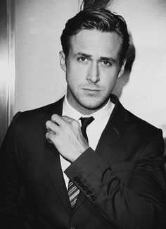 "In the words of ZZ Top: ""Every girl is crazy 'bout a sharp dressed man"", especially when it's Ryan Gosling"